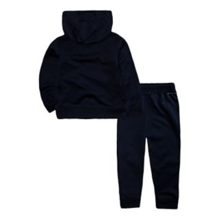 Toddler Boy Nike Dri-FIT Colorblock Zip Hoodie & Jogger Pants Set