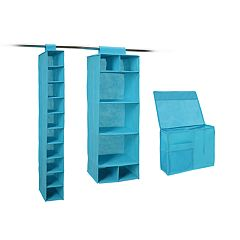 Neu Home 3-piece Combo Closet Storage Set