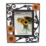 "SONOMA Goods for Life? Sunflower 5"" x 7"" Frame"