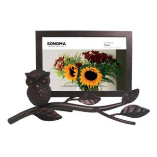 """SONOMA Goods for Life? Owl & Branch 4"""" x 6"""" Frame"""