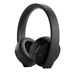 Sony PS4 Gold Wireless Headset