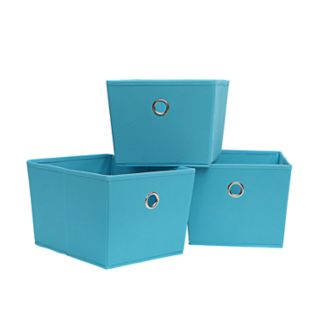 Neu Home 3-pack KD Tapered Storage Totes