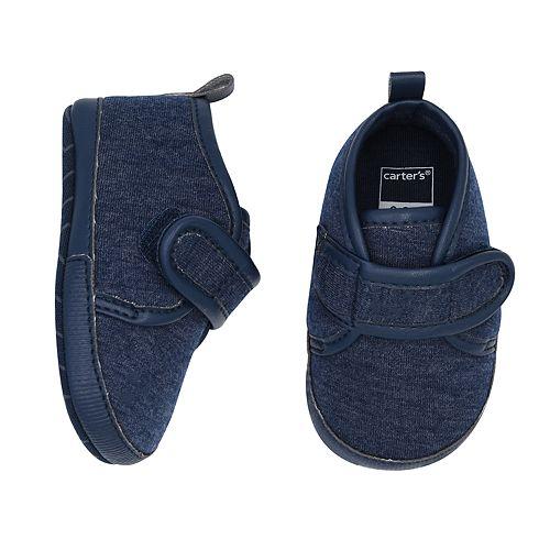 Baby Boy Carter's Low Top Sneaker Crib Shoes