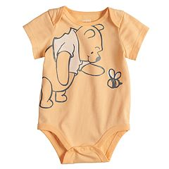Disney's Winnie the Pooh Baby Graphic Bodysuit by Jumping Beans®