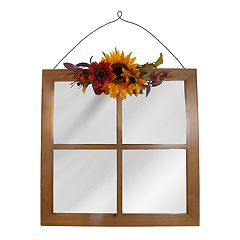 SONOMA Goods for Life™ Artificial Sunflower Wall Mirror