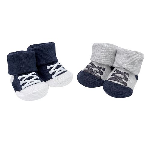Baby Boy Carter's 2-pack Sneaker Keepsake Booties