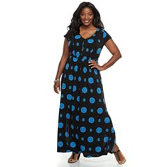 Womens Blue Dresses Clothing Kohl S