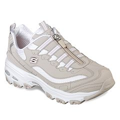 Skechers D'Lites Zip Along Women's Sneakers
