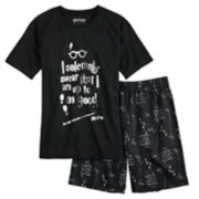Boys 4-12 Harry Potter 2-Piece Pajama Set