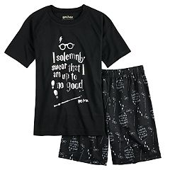 Boys 4-12 Harry Potter 2-Piece Pajama Set