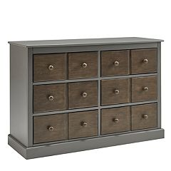 Ti Amo Catania Double Drawer Dresser