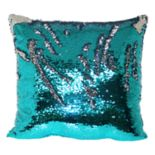 Brentwood Mermaid Sequin Throw Pillow