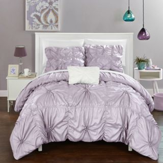 Hamilton 4-piece Duvet Cover Set