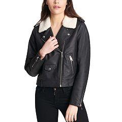 Women's Levi's® Faux-Leather Moto Jacket