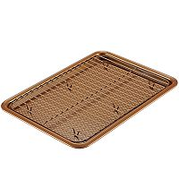 Ayesha Curry Bakeware 2-piece Cookie Pan Set