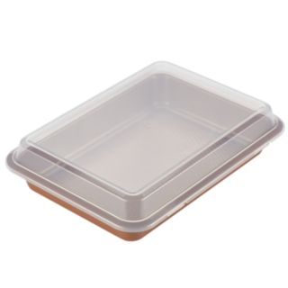 """Ayesha Curry Bakeware 9"""" x 13"""" Copper Cake Pan"""