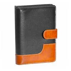 Natico Two-Tone Agenda Organizer