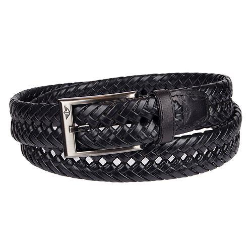 Men's Dockers®  Leather Braided Dress Belt