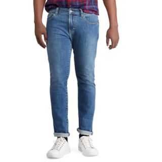 Men's Chaps Straight-Fit Stretch Jeans