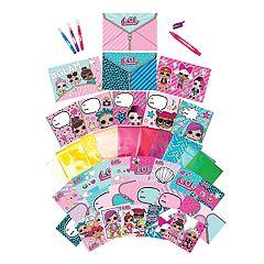 L.O.L. Surprise Sparkling Stationery Set