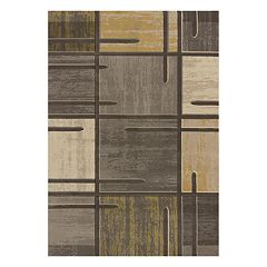United Weavers Contours Stiletto Geometric Rug