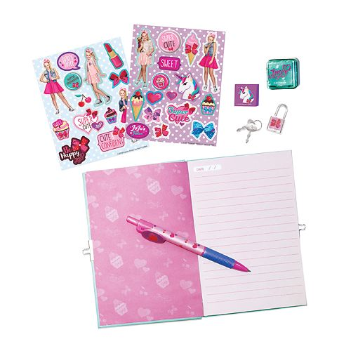 JoJo Siwa JoJo Secret Diary Set 81fd42d81