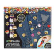 Joy Pixels Emoji DIY Pin Set