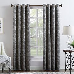 Sun Zero 2-pack Margo Blackout Window Curtain