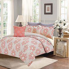 Journee Home Printed 7 pc Comforter Set