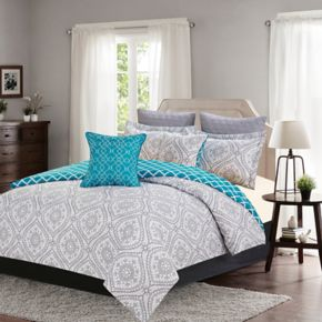 Journee Home Printed 5-piece Comforter Set