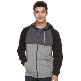Men's Urban Pipeline? Full-Zip Colorblock Hoodie