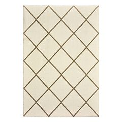 StyleHaven Veracruz Diamond Lattice Rug