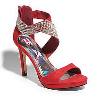2 Lips Too Too Gloria Women's High Heel Sandals