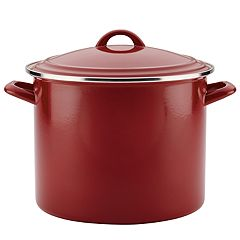 Ayesha Curry 12-quart Enamel-on-Steel Stockpot