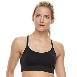 Tek Gear Seamless Low-Impact Sports Bra