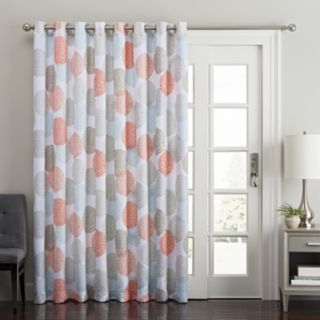 The Big One® Floral Patio Curtain