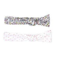 Baby Girl Carter's 2-pack Floral & Polka-Dot Knotted Hearwraps