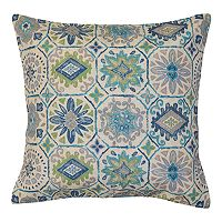Spencer Home Decor Cortona Medallion Throw Pillow