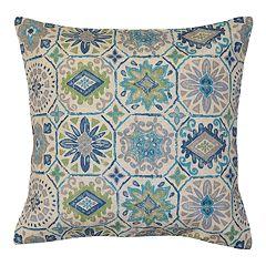 Spencer Home Decor Cortona Medallion Throw Pillow