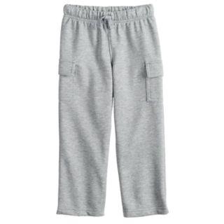 Toddler Boy Jumping Beans® Cargo Sweatpants