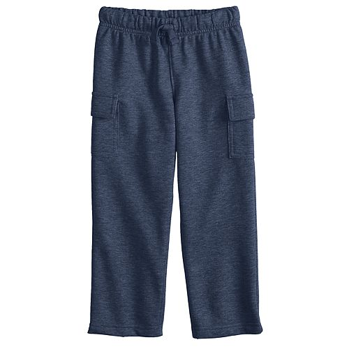 a676bb9c Toddler Boy Jumping Beans® Cargo Sweatpants