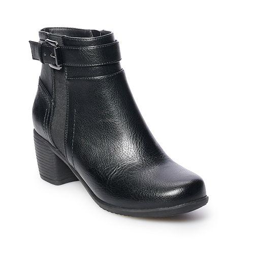 Croft & Barrow Baron Women's Ortholite High Heel Ankle Boots