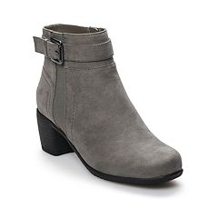 Croft & Barrow Baron Women's Ortholite High Heel Ankle Boots