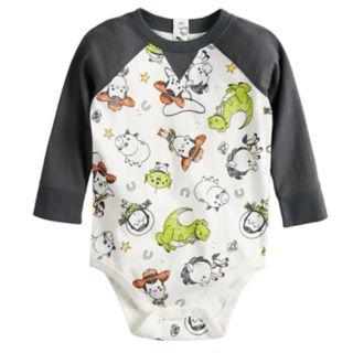 Disney/Pixar Toy Story Baby Boy Raglan Bodysuit by Jumping Beans®