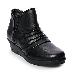 Croft & Barrow® Holly Women's Ortholite Ankle Boots