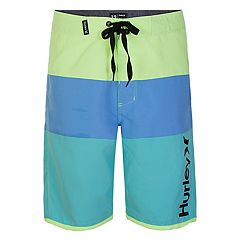 Boys 8-20 Hurley Triple Threat Board Shorts