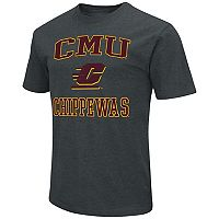 Men's Central Michigan Chippewas Go Team Tee