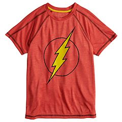 Boys 8-20 DC Comics The Flash Tee