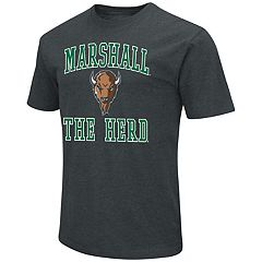 Men's Colosseum Marshall Thundering Herd Tee