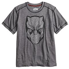 Boys 8-20 Marvel Hero Elite Series Black Panther Tee